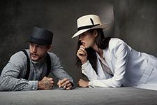 Шляпа BAILEY арт. 22760BH LORING (бежевый)